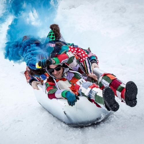 Badwannenrennen Stoos 2018