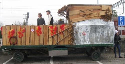 Fasnacht Ruemlang Umzug 2012 005