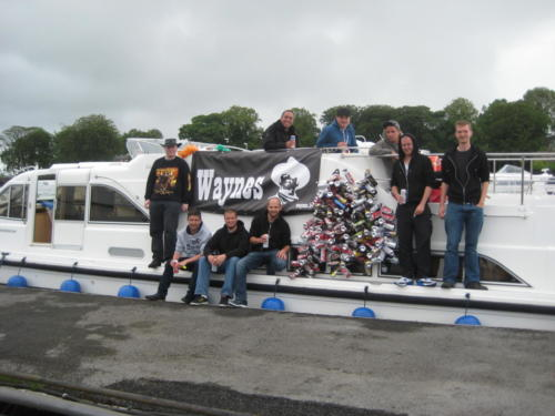 Irland 2012