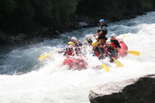 Rafting Landquart 2013