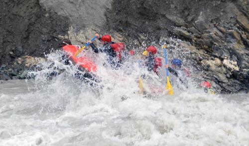 Rafting Scuol 2019